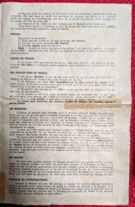 Les règles du Monopoly belge - ancienne version en Francs - Page 3