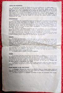 Les règles du Monopoly belge - ancienne version en Francs - Page 4