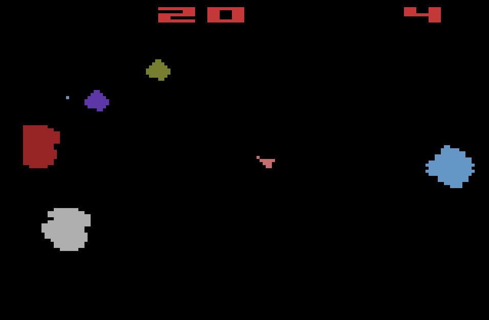 Asteroid (Atari 2600)