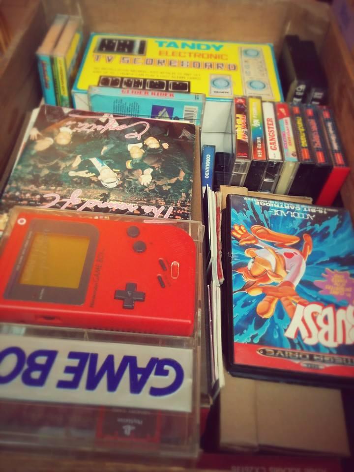Mise en boite de la collection pour le déménagement - 2014