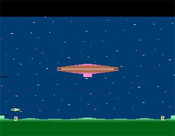 Cosmic Arc (Atari 2600)