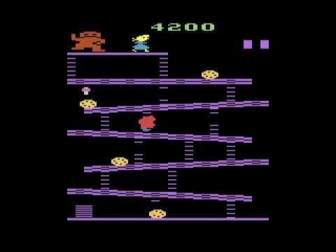 Donkey Kong (Atari 2600)