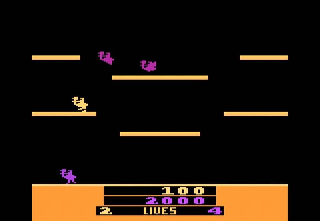 Joust (Atari 2600)