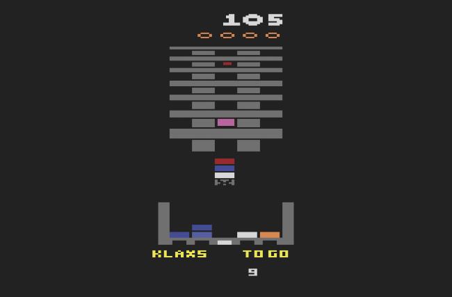 Klax (Atari 2600)