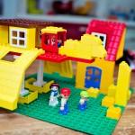 Le grand condor des cités d'or en Lego