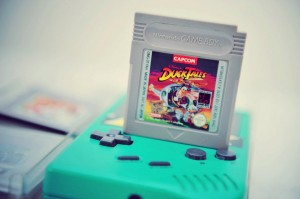 ducktales - Gameboy green