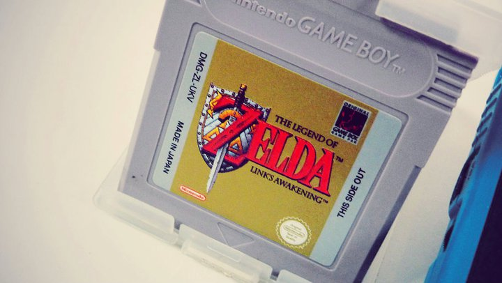 Legend of Zelda : Link's Awakening (GB)