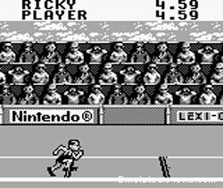 Track Meet - GameBoy (Interplay, 1991)