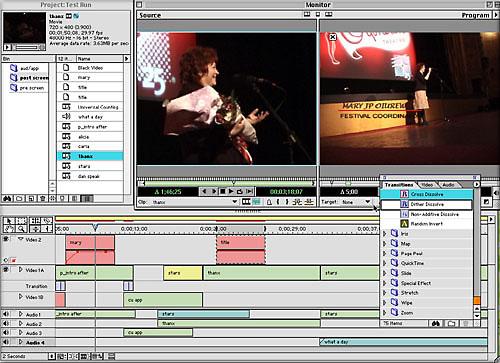 Adobe Premiere 6
