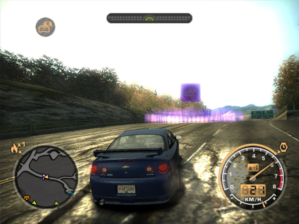 Need For Speed Most Wanted - PC (Electronic Arts, 2005)