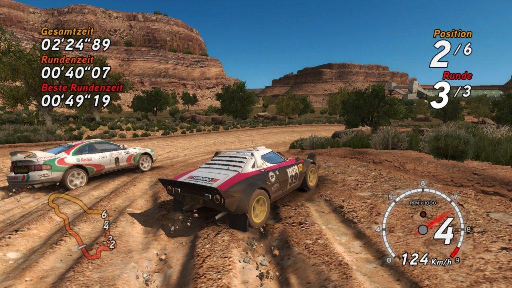 Sega Rally Revo - PC (SEGA, 2007)
