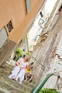 Dans les ruelles de Riomaggiore - Cinque Terra