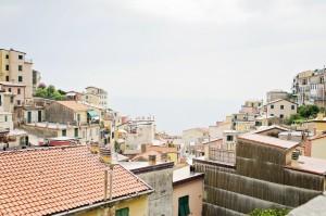 Les toits de Riomaggiore - Cinque Terra