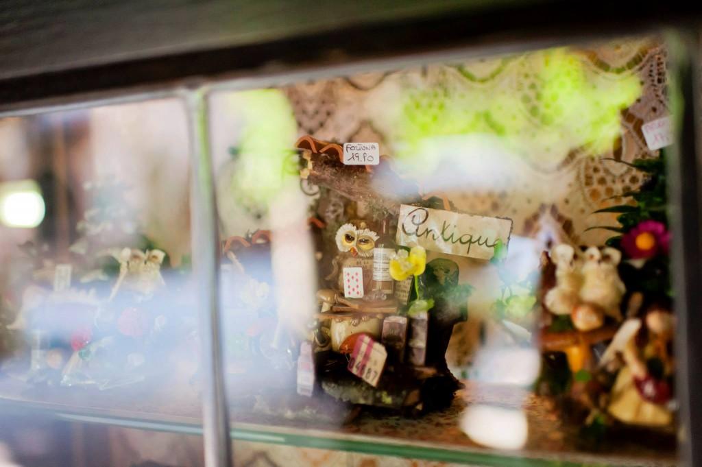 Grazzano Visconti - Owl Shop