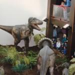 Expo Dinosaures - Bruxelles 1989