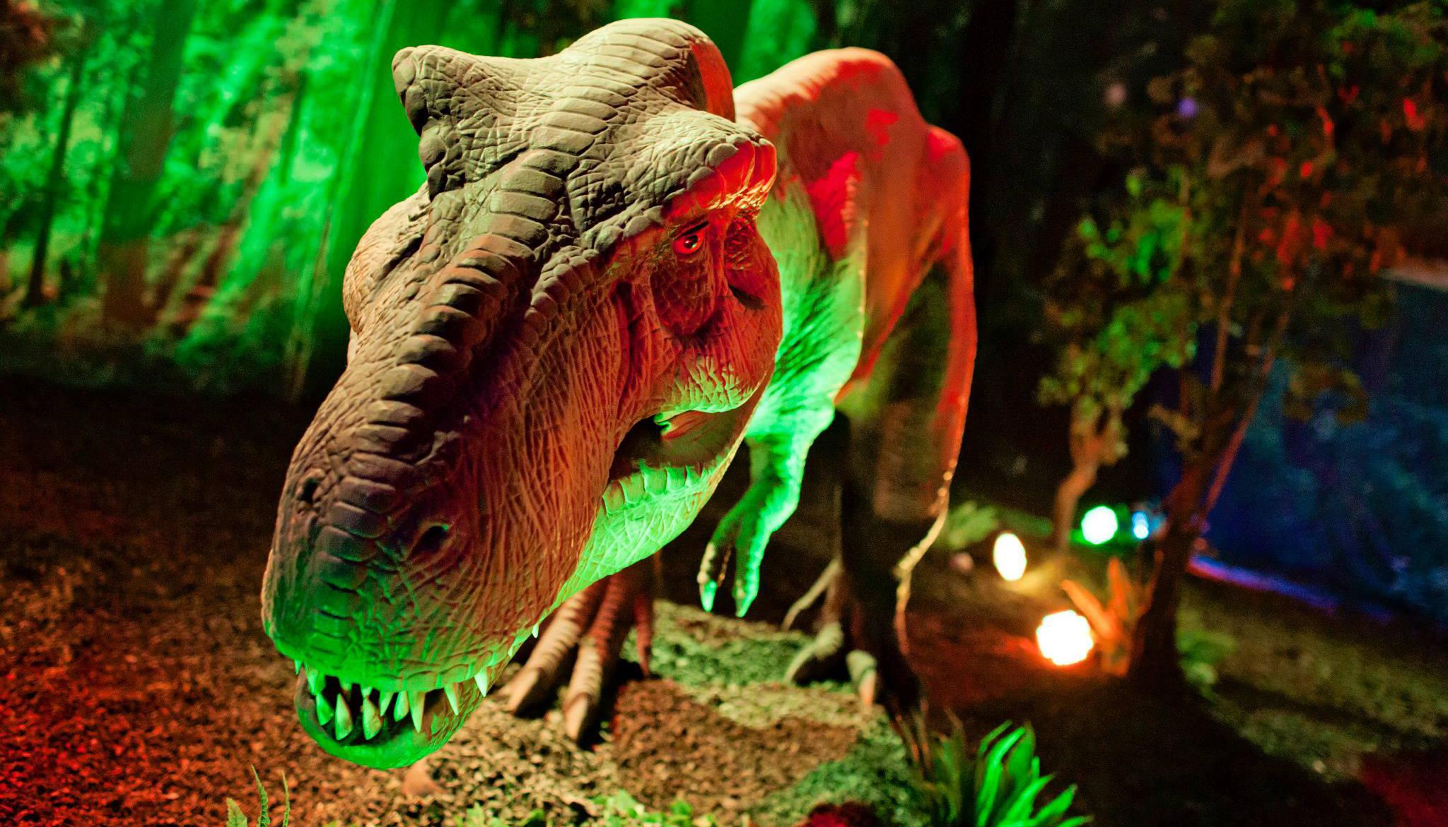 Expo Dino World - T-REX