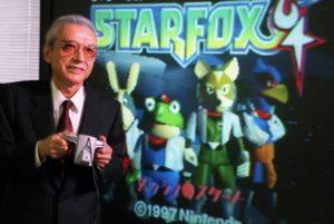 Hiroshi Yamauchi - Lancement de Starfox sur Nintendo 64