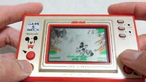 Game & Watch - Mickey Mouse