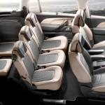 Citroen C4 Grand Picasso 2013 - Intérieur