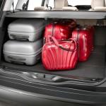 Citroen C4 Grand Picasso 2013 - avec les valises