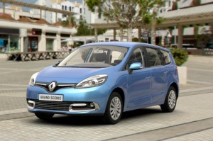 Renault Grand Scenic 7place 2013