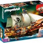 Bateau Pirate Playmobil 2013