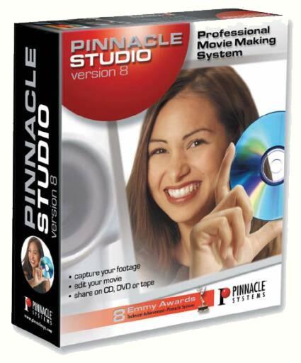 Pinnacle Studio 8
