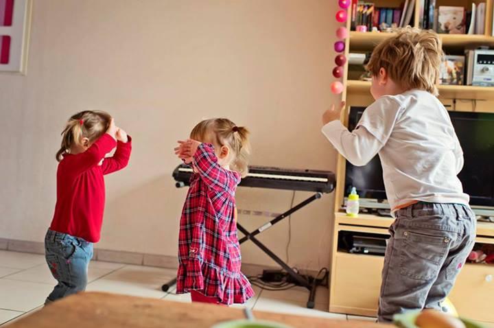 Ambiance musicale - enfants - 2013