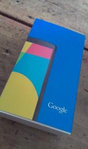 Google Nexus 5 - Belgique - AlloTelecom - Liège