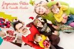 Joyeuses Fêtes à vous tous !