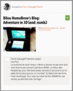 Pacman Syndrome : Le nouveau 'nouveau super mario bros.' de la 3DS.