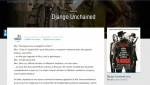 Les films du mois : Django Unchained