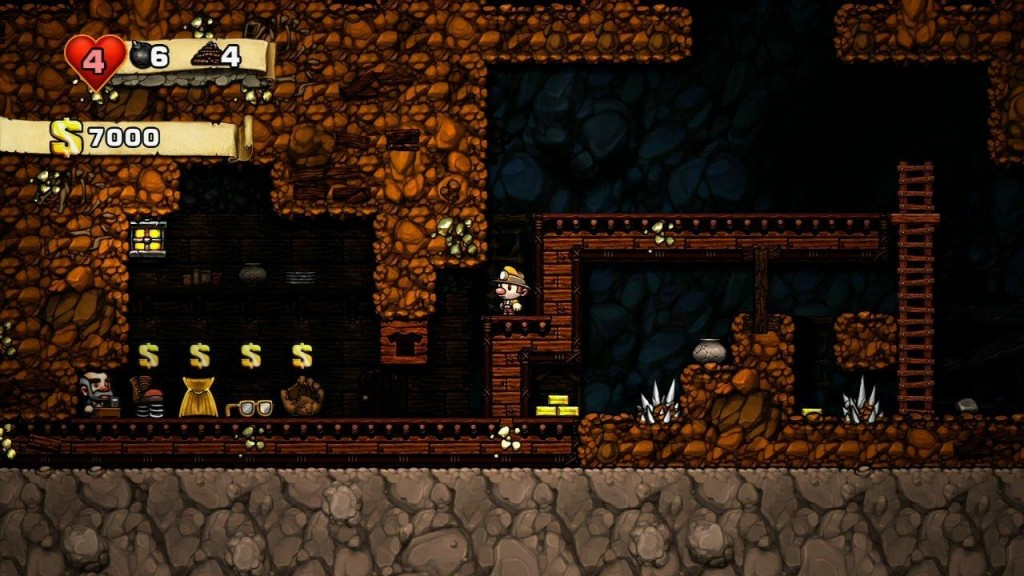 Spelunky - Mossmouth - PS3