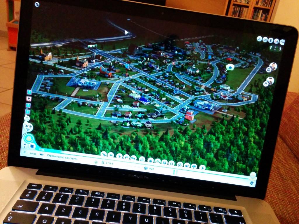 SimCity - Clémonceau les Vents