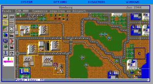 SimCity - MSDOS - 1989