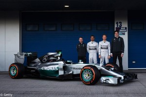 Mercedes GP - 2014