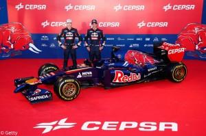 Toro Rosso Renault 2014