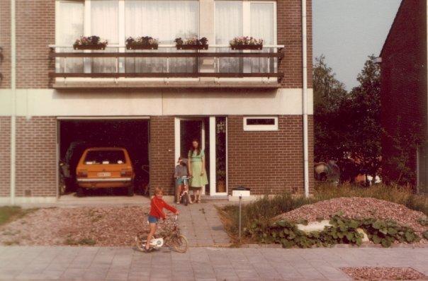 Seraing - Rue Edison - 1983