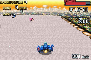 F-Zero GP Legend (GBA)