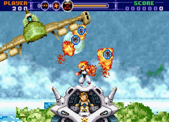 Gunstar Super Heroes (GBA)