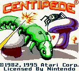 Centipede - GBC (Atari - Majesco Sales, 1998)