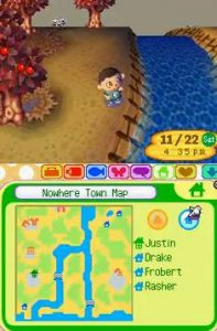 Animal Crossing : Wild Worlds - DS (Nintendo, 2005)