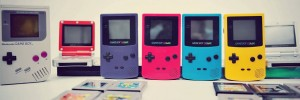 Game Boy Color Rainbow