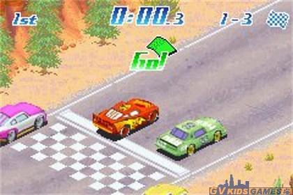Cars (GBA)