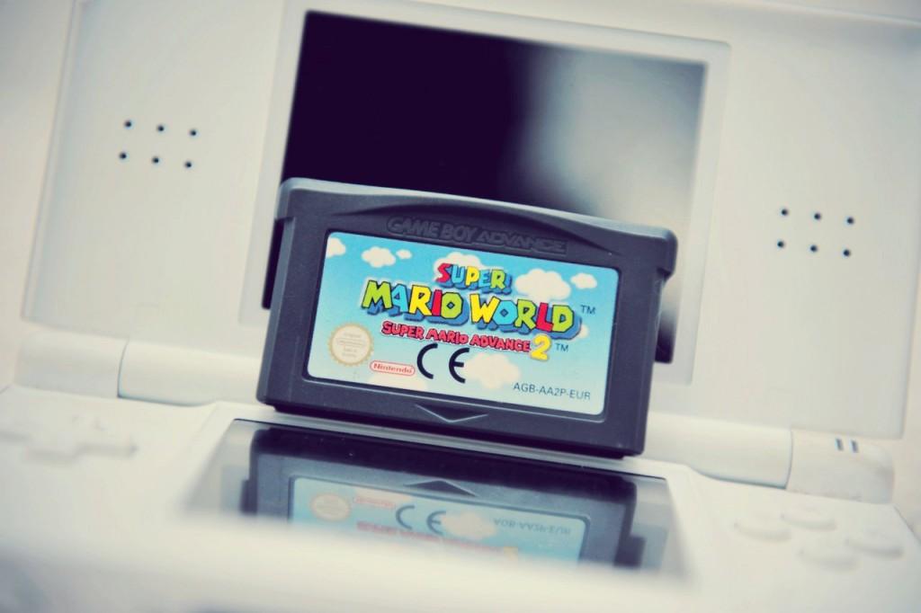 Nintendo DS - GBA Retrogaming