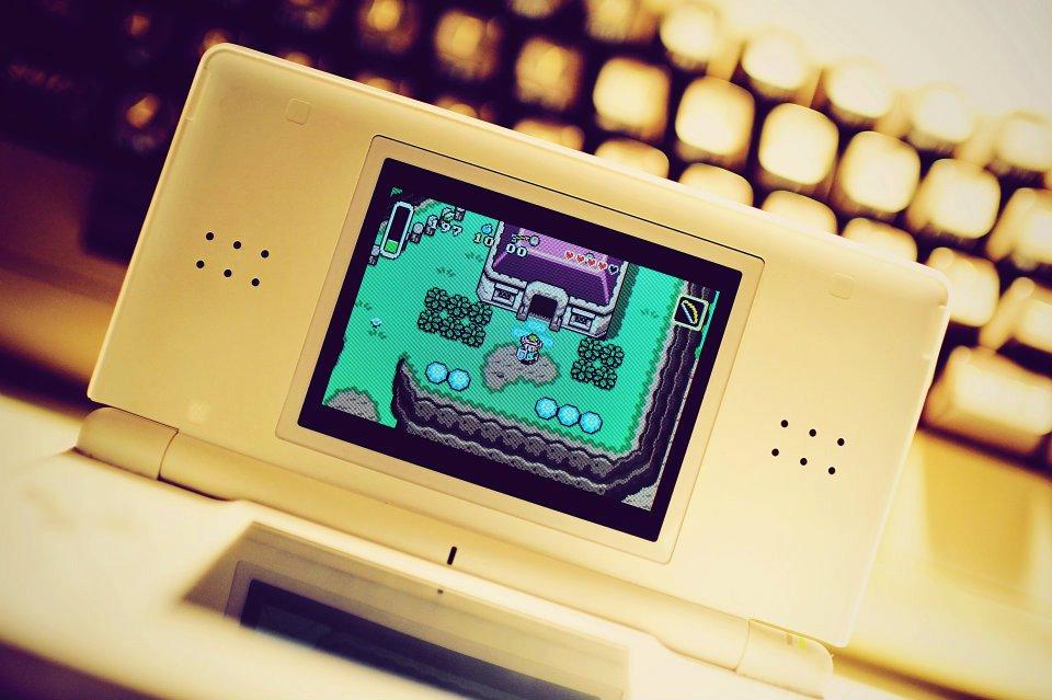 Nintendo DS - GBA Retrogaming - Legend of Zelda
