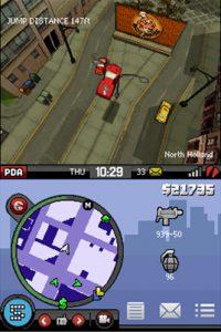 Grand Theft Auto : Chinatows Wars - DS (Rockstar, 2009)