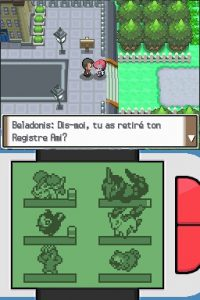 Pokemon Version Platine - DS (Nintendo, Gamefreak, 2009)
