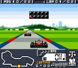 F-1 World Grand Prix (GBC)