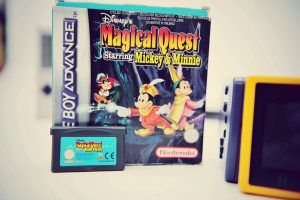 GBA-Magical Quest